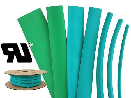 75m Heat-shrinkable tubing BEC2 12,0 mms coloured Polyolefin 125°C (2:1) UL – image 7