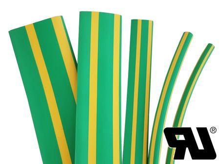 2m Heat-shrinkable tubing 9,0mms 2:1 Polyolefin 125°C UL coloured – image 10