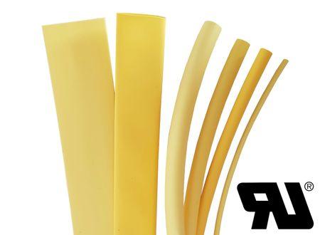 1m Heat-shrinkable tubing 19,0mms 2:1 Polyolefin 125°C UL – image 5