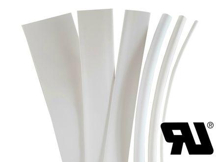 1m Heat-shrinkable tubing 38,1mms 2:1 Polyolefin 125°C UL black – image 9
