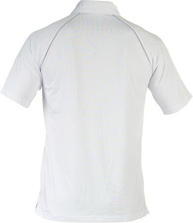 AKTION Unisex Qualitäts Funktionsshirt T-Shirt Reitshirt Weiss Größe XL – Bild 3