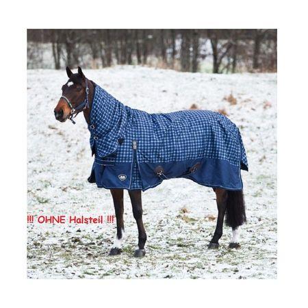 AKTION Hochwertige Outdoor Decke Regendecke 600D ohne Hals 250 g Füllung