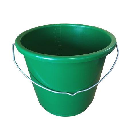 GEWA Eimer Groß mit Skala 12 Liter für Futtter und Wasser – Bild 8