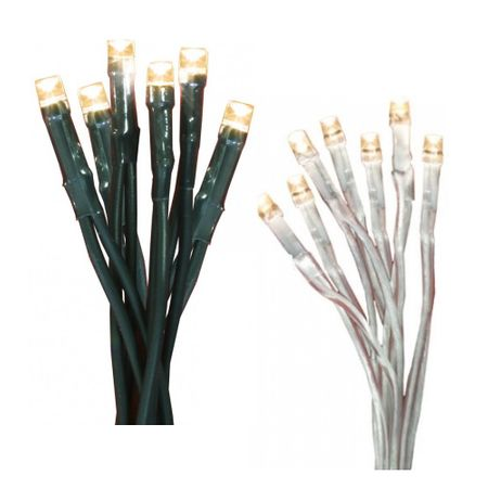 SALE!! LED Chain of Lights standard indoors 50 lights 8,85m total length – image 1