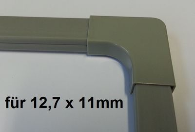 "Wire duct 12,7x11mms Connector ""L-Type"" – image 1"