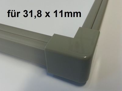 "Wire duct 31,8x11mms Connector ""outside corner"" – image 1"