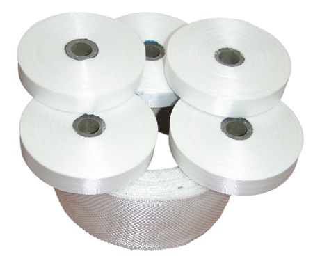Glas Fibre Tape impregnated 50x0,2mm 1 roll of 10m