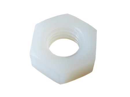 10 x Hexagon Screw and Nut Nylon M10 30mms – image 3