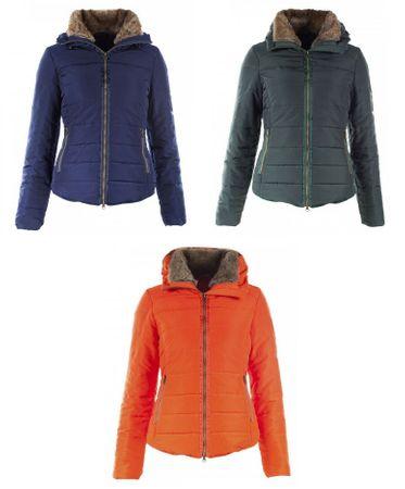 Elegante Damen Jacke gefüttert wasserabweisend und winddicht in tollen Farben – Bild 1