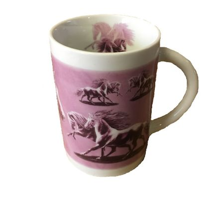 Designer Cup Coffee Cup Tea Cup Horse Cup Bötzel diff. horse motives – image 7