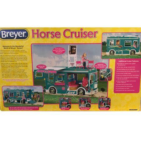 AKTION Breyer Classics Cruiser Wohnmobil mit Pferdeabteil – Bild 7