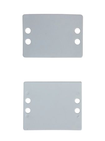 100 x Marker Plate for Cables Size 62 x 51 mm, thickness 1,3 mm – image 2