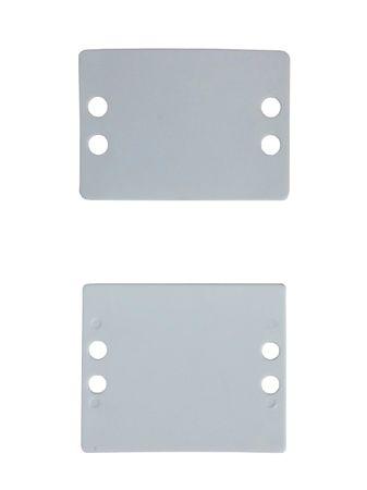 100 x Markierplättchen 64 x 44 mm, Stärke 0,4 mm – Bild 2