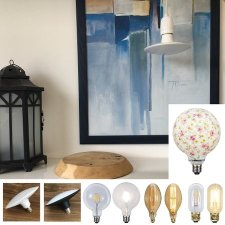 Deco LED Light Bulb Retro Vintage Edison various designs – image 1