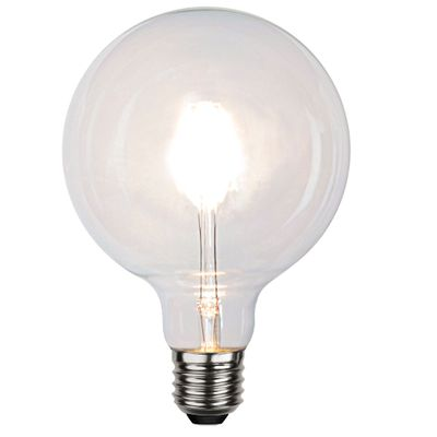 Decoration Bulb Filament LED E27 dimmer compatible for textile cable with retro socket – image 3