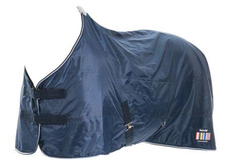 Leichte elegante Decke schmutzabweisend für Stall oder Transport Größe 135 - 165 – Bild 1
