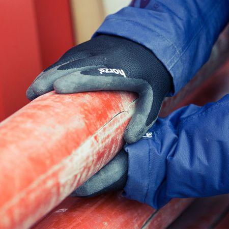 Extrem strapazierfähige Winter Arbeitshandschuhe Handschuhe f. Stall Garten Haus – Bild 2