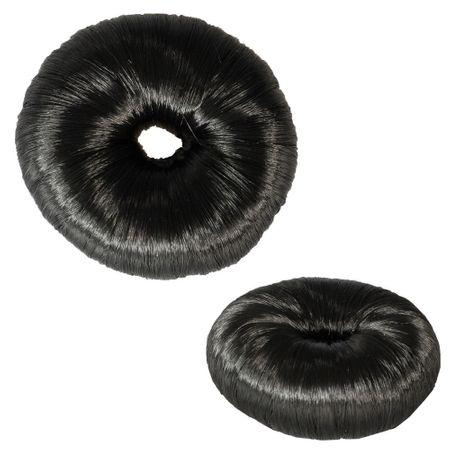 Haarschmuck Haardutt Donut zum Arrangieren eines Chignon Turnierzubehör – Bild 3