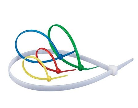 100 x Cable tie 2,5x100mms – image 1