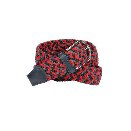 Unisex Geflochtener Gürtel elastisch One Size Auswahl – Bild 4