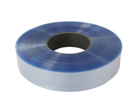 100m Heat-shrinkable tubing 20mm to 200mm lay flat width choose colour – image 6