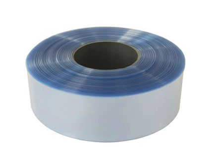 100m Heat-shrinkable tubing 20mm to 200mm lay flat width choose colour – image 11