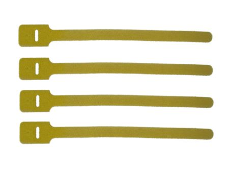 Hook-and-loop Cable Tie 8x155mms extremely persistent and UV resistant, choose colour/size/quantity – image 6