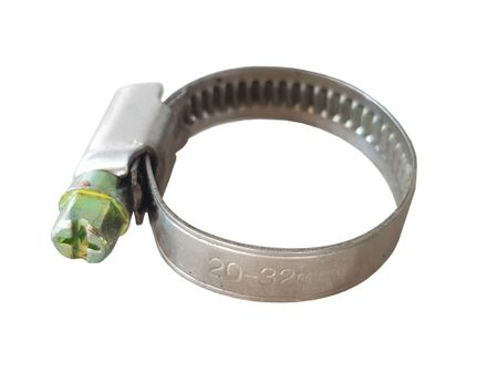 5 pc Hose Clamp Choose Width and Diameter – image 5