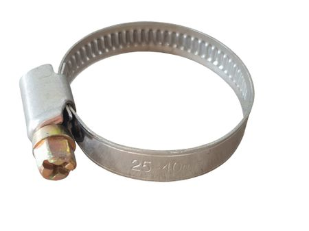 5 pc Hose Clamp Choose Width and Diameter – image 6