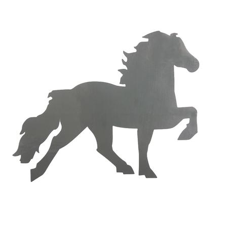 Verschiedene Isländer - Aufkleber Autoaufkleber Pferdeaufkleber Tölter Auswahl – Bild 4