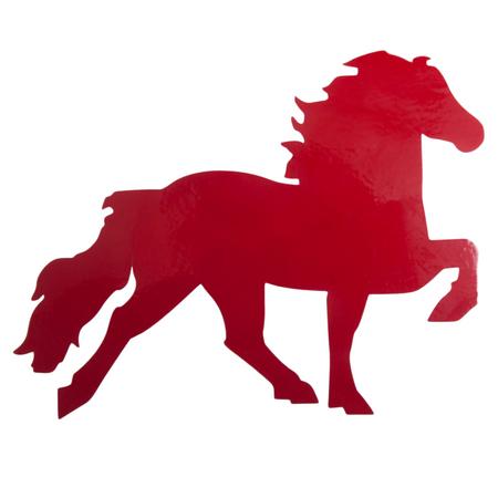 Verschiedene Isländer - Aufkleber Autoaufkleber Pferdeaufkleber Tölter Auswahl – Bild 5