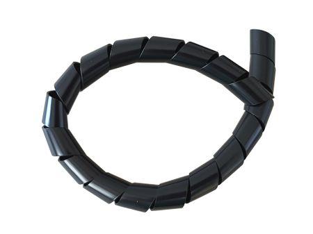 Spiralschlauch von 1,5mm bis 150mm DM natur oder schwarz  – Bild 2