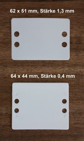 Marker Plate for Cables different sizes  – image 8