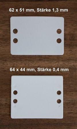 Markierplättchen für Kabel verschiedene Größen – Bild 8