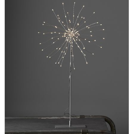 "LED Deco Standard Lamp Table Lamp ""Fireworks"" 120 Light Indoor – image 2"