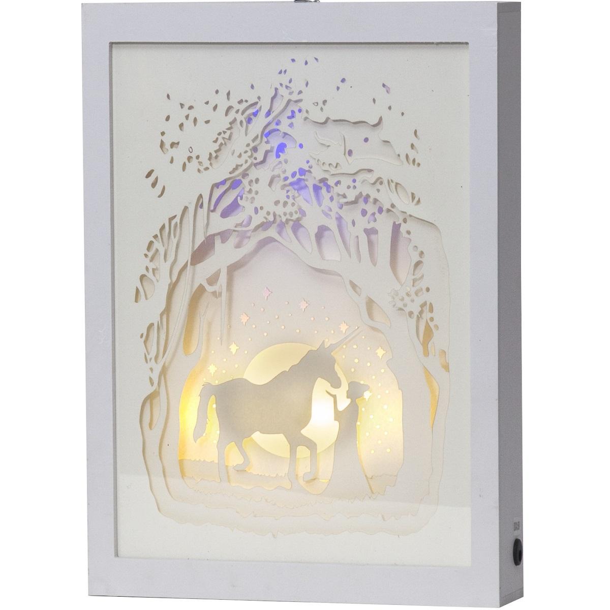 Led Batterie Oder Trafo Lichtdekoration Fur Wand Leuchtbild Szene