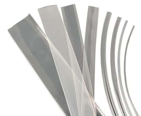 1m Schrumpfschlauch 9mm (3:1) 150°C transparent
