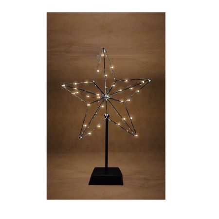 LED Battery Deco Standard and Table Lamp 3D-Star 47 Lights Indoor – image 2