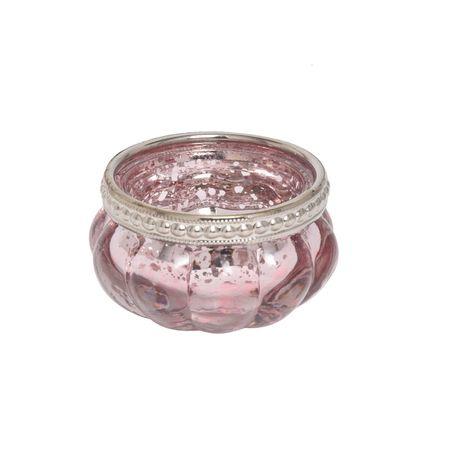Deko Windlicht Teelichthalter Orient aus Glas mit Metalldekor Auswahl – Bild 4