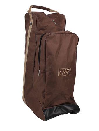 Stiefeltasche und Helmtasche zusammen in einem für den Reitsport – Bild 9