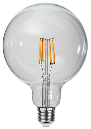 "Extra Large LED Light Bulb ""Filament"" ca. 12,5 x 17,6 cm Retro Vintage Edison – image 4"