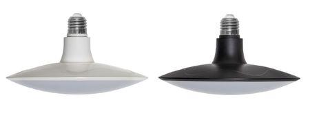 LED Glühbirne Nostalgie Tellerform Edison 160x100mm oder 190x110mm, Farbauswahl – Bild 1