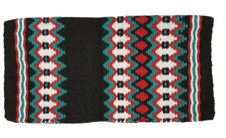 Navajo Westerndecke Satteldecke ca. 86 x 90 cm Auswahl – Bild 4