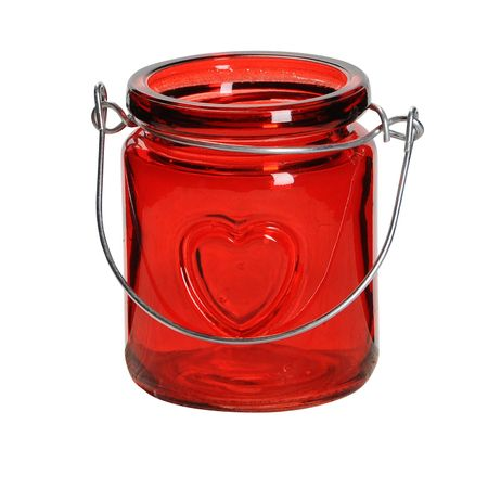 Lantern Various Tealight Holders made of Glass for Hanging Selection – image 6