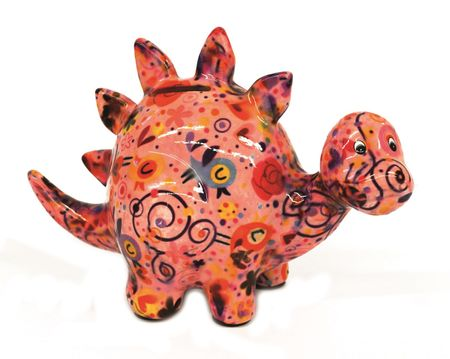 Money Box Dino Ceramics Pomme Pidou Sabo Design – image 2