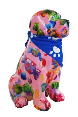 Money Box Dog Ceramics Pomme Pidou Sabo Design – image 2