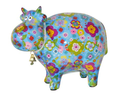 Money Box Cow Ceramics Pomme Pidou Sabo Design – image 4