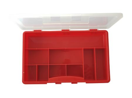 Sorting Box / Assortment Box various number of compartments – image 15