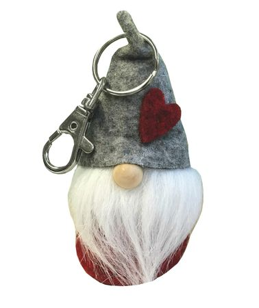 Keyring Tag with Carabiner Gnome Hugo Kedja, Selection – image 2