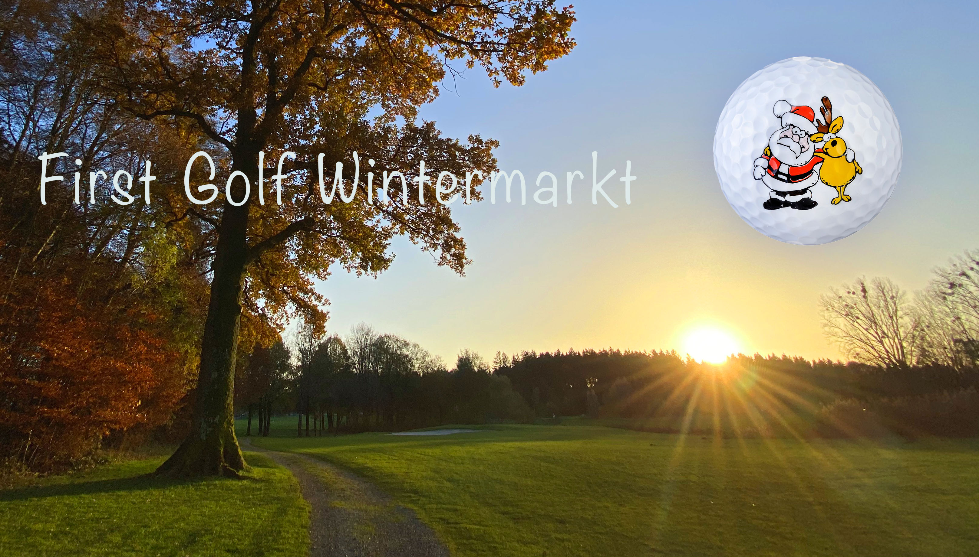 First Golf Wintermarkt